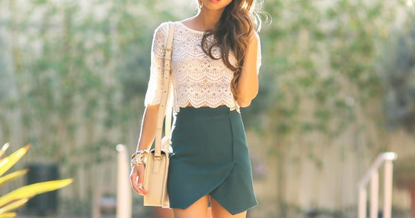 fashion blogger, asos skirt, petite fashion blog, fashionista, lace and locks, los