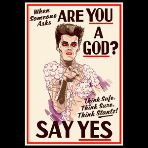Are You A God? | Ghostbusters, 80s cartoons, Ghostbusters quotes