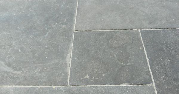 Vind ik ook steeds mooier worden ipv grote vierkante bestrating tuin pinterest ext rieur - Allee steen ...