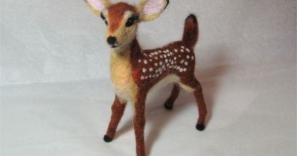 Needle felted baby Quoll made to order realistic sculpture