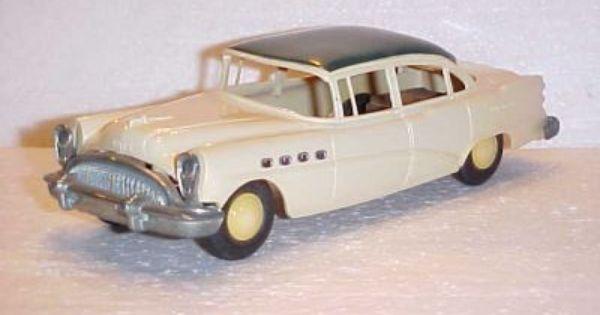 1954 buick roadmaster 4 door sedan promo model buick for 1954 buick 4 door