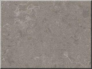 Bq8712 Grey Emperador Vicostone Quartz Countertops