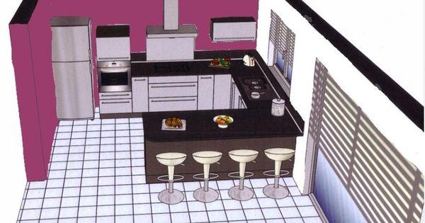 Besoin de conseils pour un salon ouvert sur cuisine for Cuisine ouvert sur salon