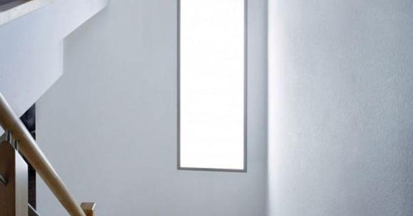 leuchten mit led licht panel ultraslim mit led led. Black Bedroom Furniture Sets. Home Design Ideas