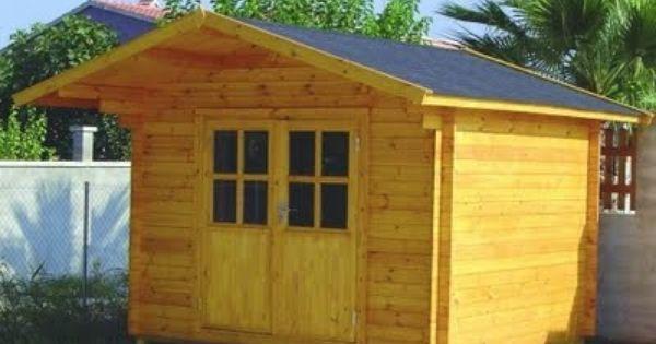 Casas De Madera Pequenas Para Ninos