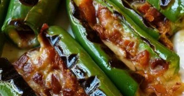 Pablo peppers | low carb | Pinterest | Pepper, Poblano ...