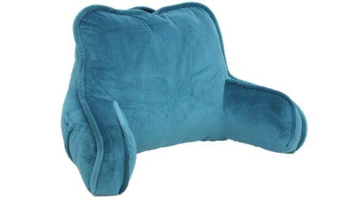 """Memory Foam Large Relaxing Pillow With Handle Head Back Rest Support Cushion 26/"""""""