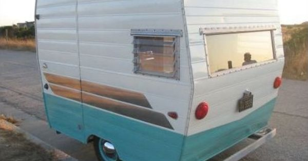 1963 - Lorena's Site - My Trailer - Photo #2 of 33 | Lil Loafer | Pinterest