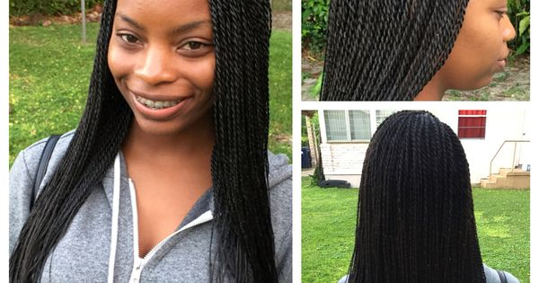 Crochet Box Braids Near Me : Senegalese twists, Twists and I want on Pinterest
