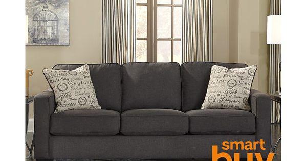 Ashley Charcoal Alenya Sofa View 1 Furniture  : af4e801e1687b4b4411c7e605c23b1e5 from www.pinterest.com size 600 x 315 jpeg 30kB