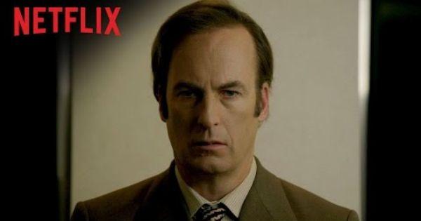 Better Call Saul Trailer Netflix Hd Better Call Saul Youtube Videos Music Breaking Bad