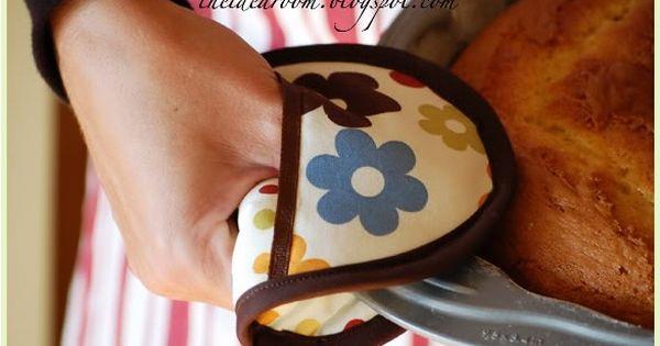 oven mitt pattern | Oven Hand Mitt Tutorial - The Idea Room