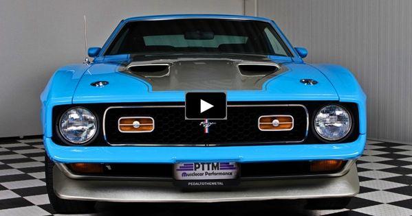Original Very Rare 1971 Mustang Mach 1 429 Super Cobra Jet Hot Cars In 2020 Muscle Cars Mustang Mustang Mach 1 Ford Mustang Shelby Gt