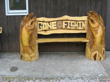 Wood N Creations Chainsaw Carving Chainsaw Carving Wood Carving For Beginners Wood Carving Art