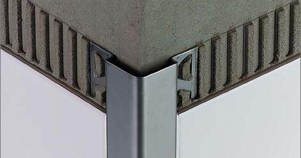 Piezas De Aluminio Para Instalar Led Buscar Con Google Tile Trim Tile Work Design