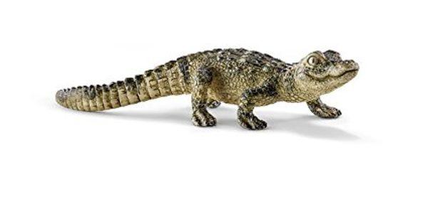Witzige Krokodil Bastelschere f/ür Kinder ab 4 Jahren