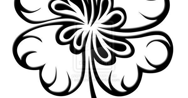 This may be my next tattoo - four leaf clover tattoos ...