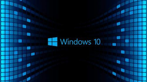 Windows 10 Wallpaper Hd 3d For Desktop Black Wallpaper