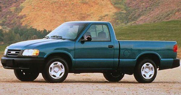 1999 Isuzu Hombre Little Truck Regular Cab Truck Tailgate