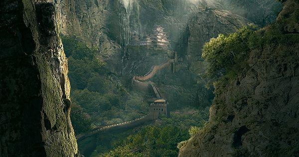 TheGreat Wall of China