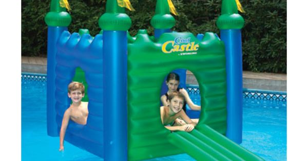 Cool Castle Pool Float For The Pool Ocean Pinterest Pool Floats