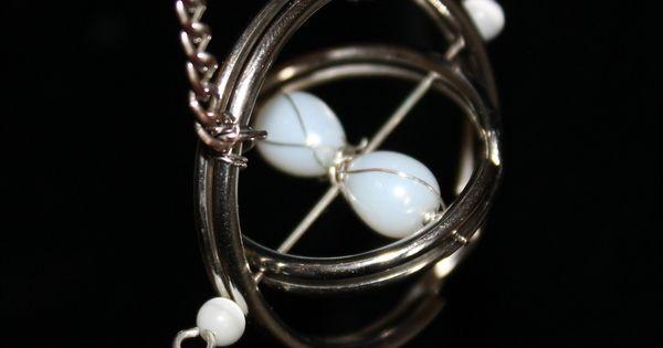 #DIY Time Turner Necklace Tutorial