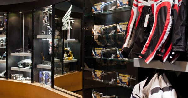 Honda BigWing showroom by Whitespace, Thailand store design : Store : Pinterest : Store design ...