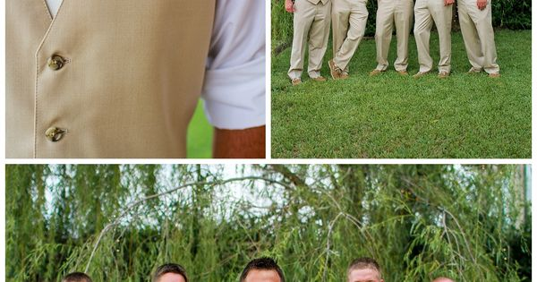 Groomsmen // Wedding Photos // Boutonniere // Santa Rosa Beach Wedding //