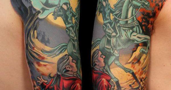 Russ abbott at ink dagger tattoo in atlanta ga for Atlanta tattoo removal