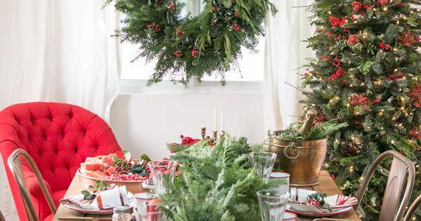 a charming christmas brunch tannenbaum frohe und. Black Bedroom Furniture Sets. Home Design Ideas