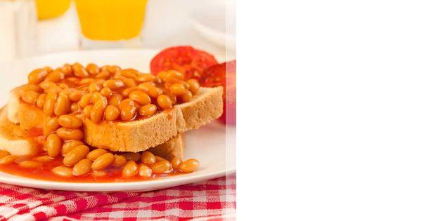 Baked beans on toast, Beans on toast and Baked beans on Pinterest