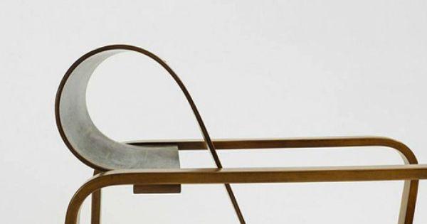 alvar aalto paimio lounge chair artek finland 1932 c 1950 design pinterest m bel. Black Bedroom Furniture Sets. Home Design Ideas