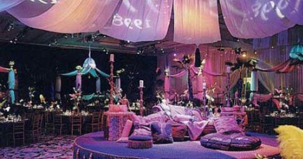 Arabian Theme Party Decorating Ideas Pinterest