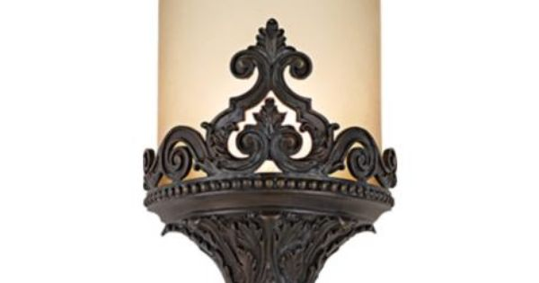Metropolitan Aged Bronze ADA Compliant Wall Sconce Wall sconces, Walls and Upstairs bathrooms
