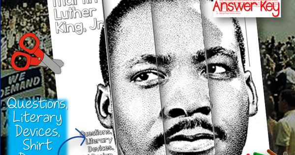 an analysis of the rhetoric of martin luther king The rhetoric of power: a comparison of hitler  a comparison of hitler and martin luther king jr  the rhetoric of martin luther king jr.