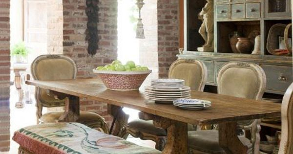 Marshall Clements French Country Design All Things