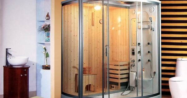 Steam Sauna Kits Build Home Now All The Steam Relaxing