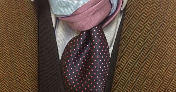 Necktie - Having some fun with an asymmetrical weave.
