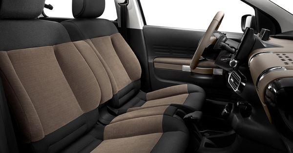 Cool Interior Design Of The C4 Cactus Cactus Auto Dashboard