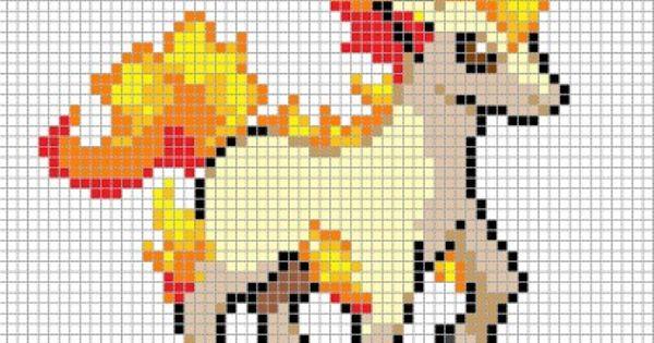 Pokemon Pixel Art Pinterest Billeder