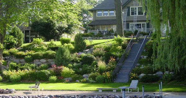 Landscaping Ideas Steep Slopes Pdf Steep Lot Landscaping