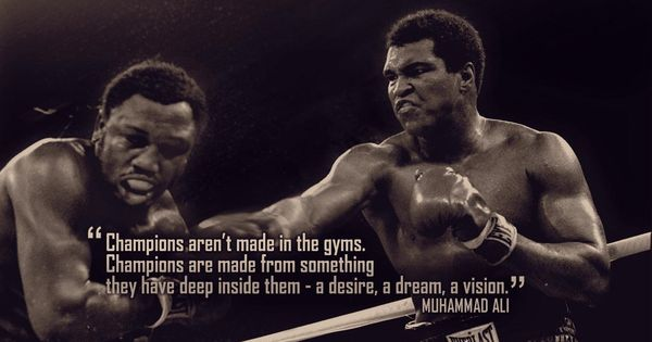Pin On Boxing Motivation