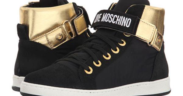 LOVE Moschino High Top Sneaker | High