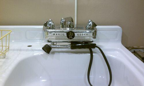 Vintage Magic Queen Kitchen Faucet A Major New Kitchen History
