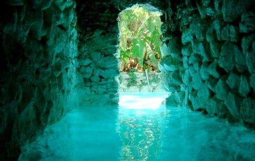 La Gruta, San Miguel de Allende, Mexico Amazing nature!