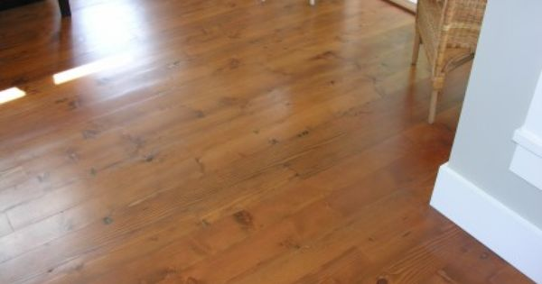 6 Wide Plank Flooring Reclaimed Flooring Cut From