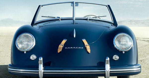 Porsche 356 Speedster, Monaco Blue (made 1948 to 1965), My older sister