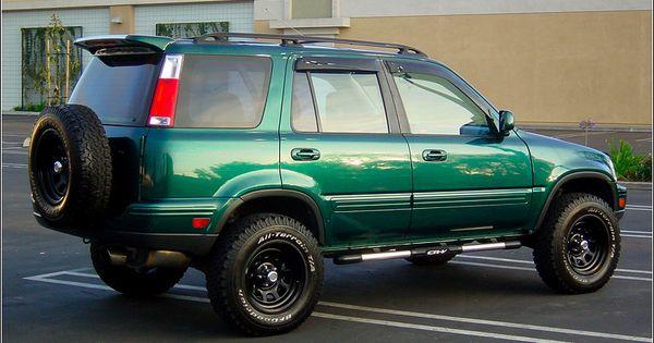 rd1 lifted | honda crv rd1 | Pinterest | Honda, Honda crv and Cars