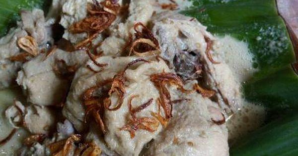 Resep Terik Ayam Tahu Oleh Diyah Kuntari Resep Makanan Masakan Indonesia Masakan