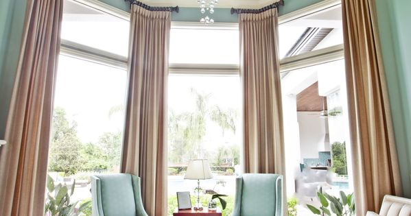 mint green glam living room